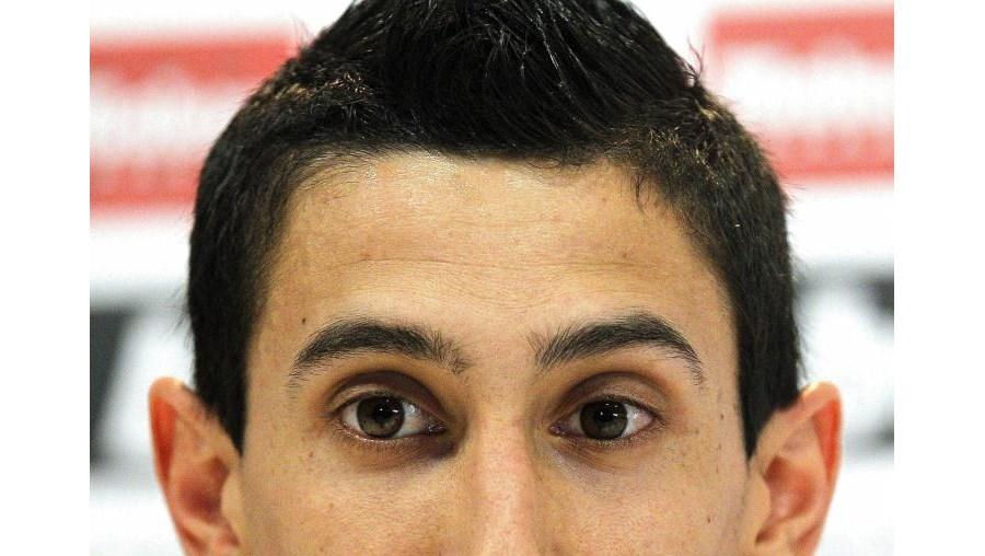 Extremo argentino contestou critérios dos árbitros na Liga Espanhola