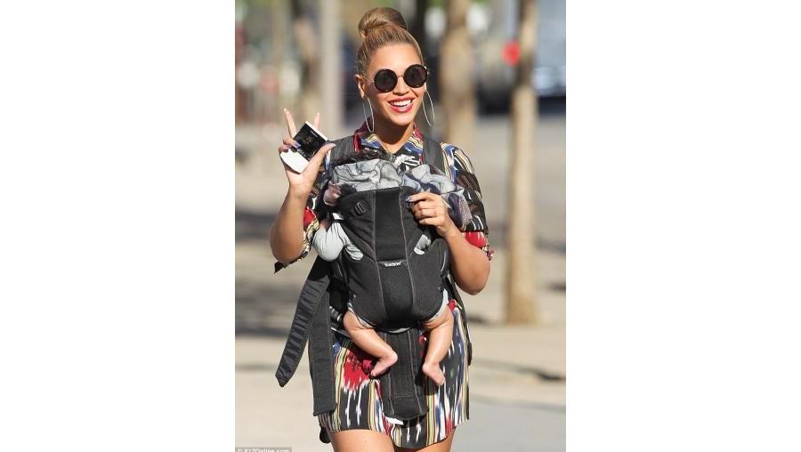 Beyoncé torna público momentos intimos, como a gravidez de Poison Ivy
