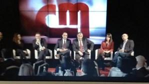 Veja apresentação em direto da CMTV