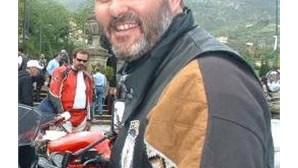 """""""Padre motard"""" morreu"""