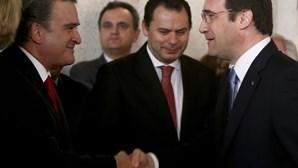 Cavaco deu posse a novos ministros