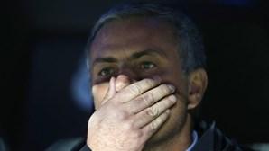 Mourinho deixa Real Madrid