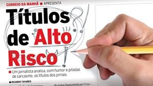 Manuela Ferreira Leite não aguenta Passos na Festa do Avante!