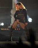 As poses de Rihanna