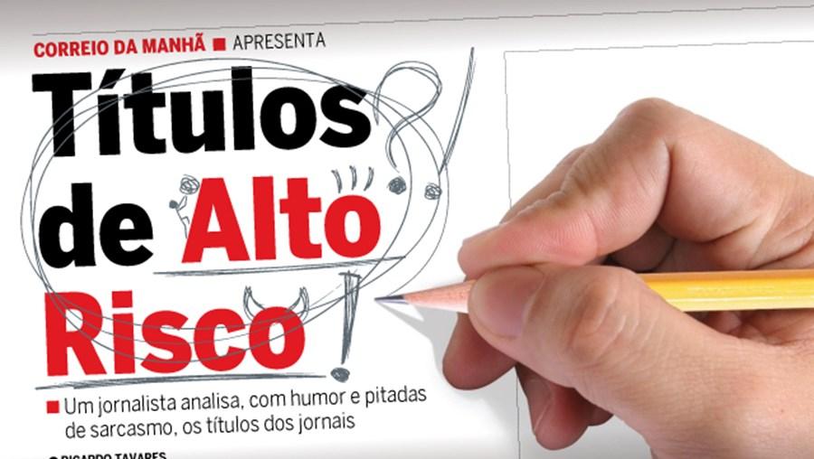 Títulos de Alto Risco, Ricardo Tavares, Manuel Ferreira Leite, Pedro Passos Coelho, Troika, Mário Soares, Michael Douglas, Kelly Baron