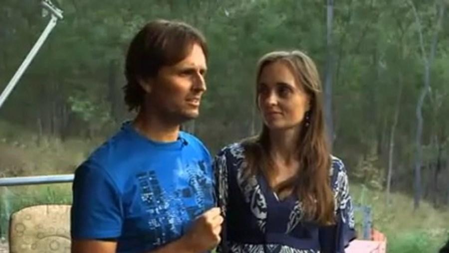 Alan John Miller e Mary Luck dizem que são Jesus Cristo e Maria Madalena