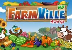 A Zynga é a produtora do famoso Farmville e de outros jogos bem conhecidos do Facebook