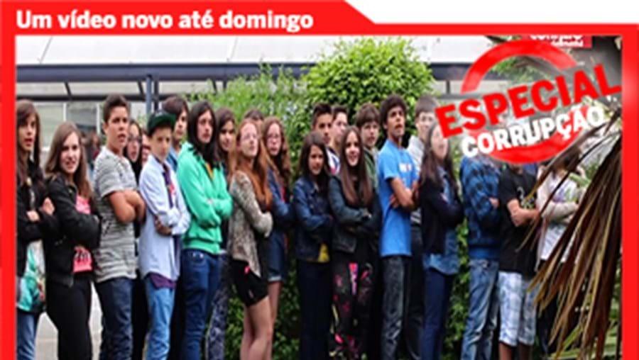 corrupção, concurso, vídeo, alunos, escolas, país, Conselho de Prevenção da Corrupção, Guilherme d'Oliveira Martins, Tribunal de Contas