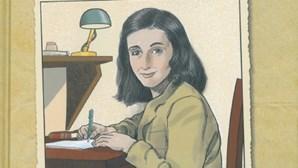 Biografia de Anne Frank vira banda desenhada