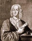 Antonio Vivaldi foi um compositor e músico italiano. Ficou conhecido como autor dos 'Le quattro stagioni', quatro concertos para violino e orquestra