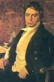 Ludwig van Beethoven foi um compositor alemão e ainda hoje é considerado um dos pilares da música ocidental