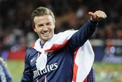 David Beckham já foi considerado um dos melhores jogadores de futebol do mundo. Teve dificuldades em admitir o seu problema respiratório