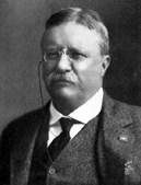 Theodore Roosevelt foi o 26º presidente dos EUA