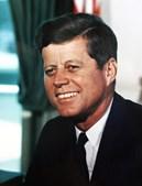 John F. Kennedy também foi presidente dos EUA. Morreu assassinado