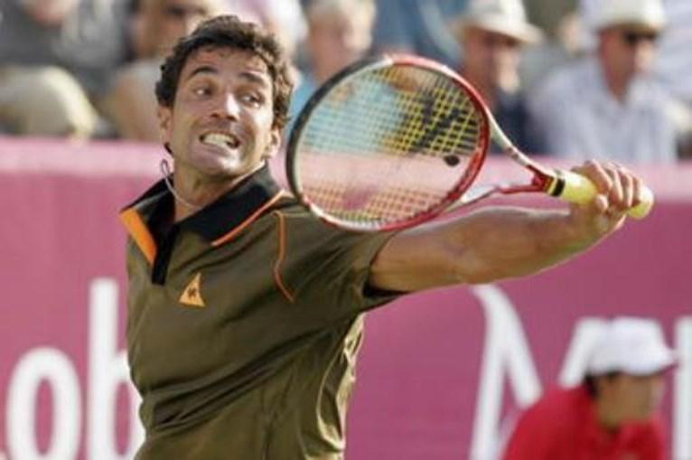 Nuno Marques é um ex-jogador e atual treinador de ténis. É considerado o melhor tenista português de sempre