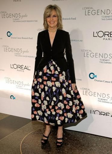 Diane Keaton é uma atriz e realizadora norte-americana. Teve um relacionamento amoroso com o cineasta Woody Allen
