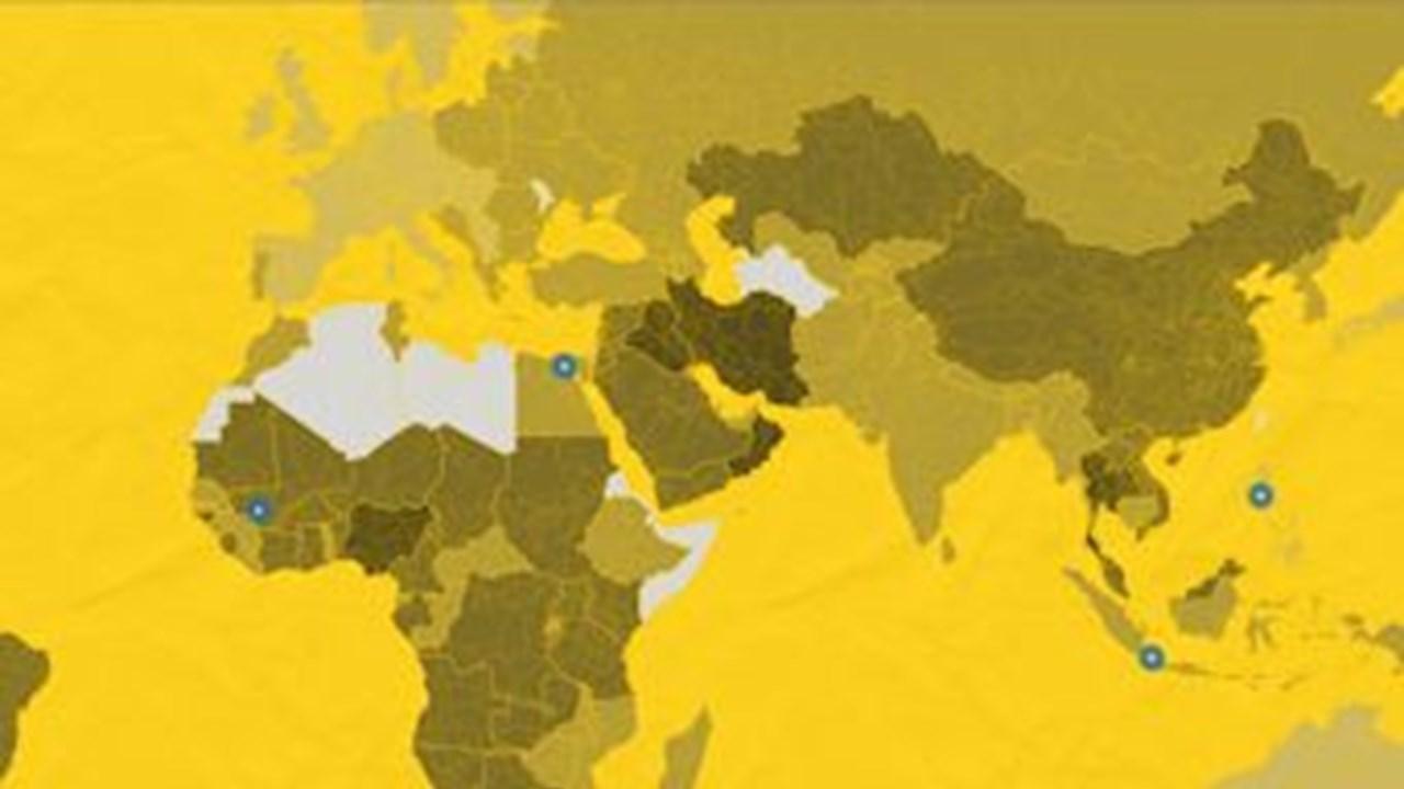 Veja O Mapa Mundial Das Mortes Nas Estradas Portugal Correio