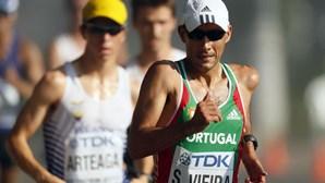 João Vieira é quarto nos 20 km de marcha