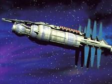 2- Babylon 5, da série televisiva com o mesmo nome – A estação cilíndrica que era uma colónia espacial humana com oito quilómetros de comprimento e produzia a sua própria gravidade devido aos movimentos giratórios
