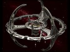 3- Deep Space 9, do filme 'Star Trek: Deep Space Nine' – A estação especial liderada por Benjamin Sisko e construída por uma raça alienígena militarista