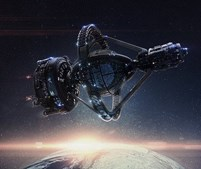 7- Battle School, do filme 'Ender´s Game' – Estação espacial destinada a ser uma escola onde existem dormitórios, salas de aula, refeitório e salas de batalha sem gravidade. O filme tem estreia marca para Portugal a 1 de novembro