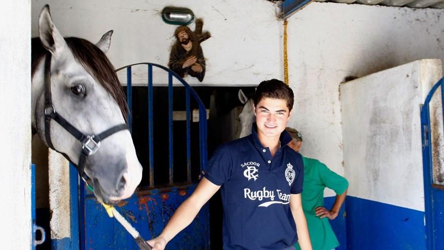 Aos 18 anos, Jacobo cumpre um sonho que começou quando era criança na Colômbia