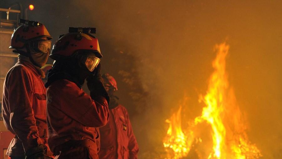 O fogo de Moimenta da Beira foi um dos mais violentes deste verão