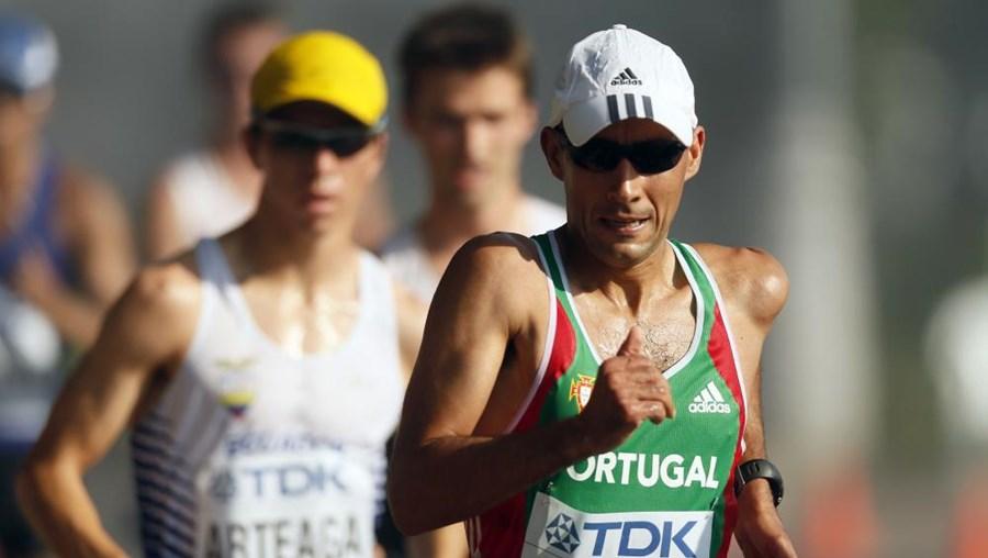 O português de 37 anos já conquistou duas medalhas de bronze ao longo da sua carreira