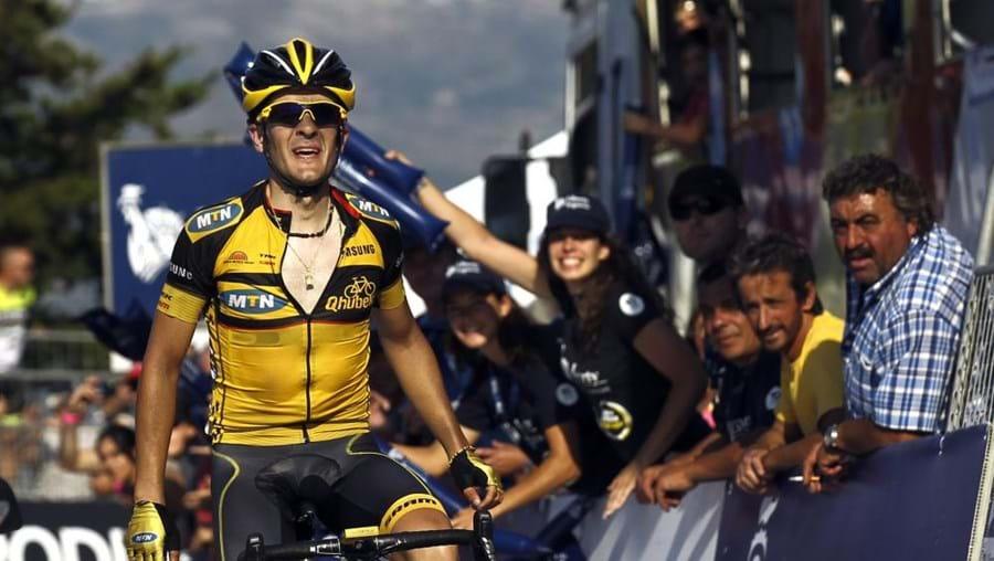 Volta a Portugal tem novo camisola amarela