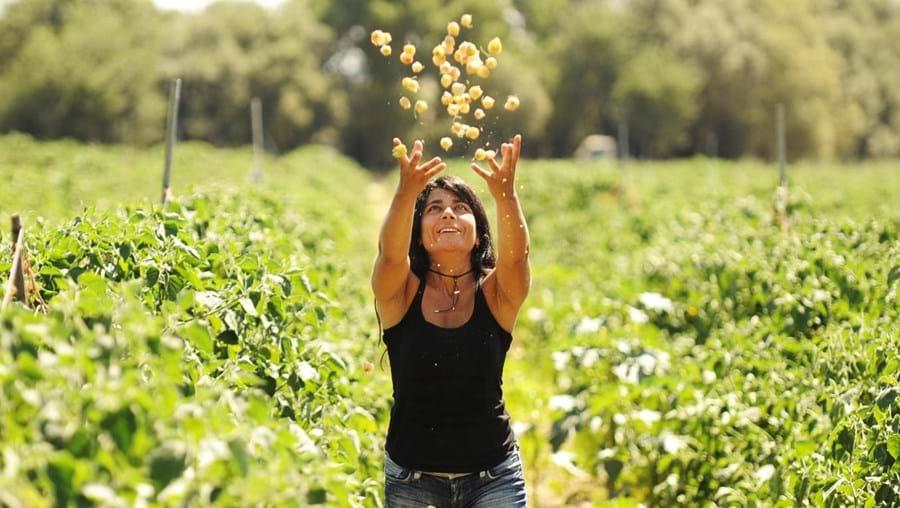 apelo da terra, jovens agricultores