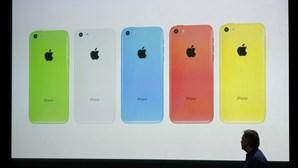 Cores marcam lançamento dos novos iPhone