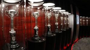Benfica em viagem virtual