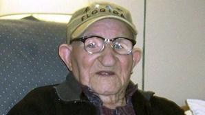 Morreu homem mais velho do mundo