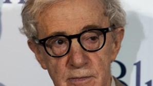 Woody Allen recebe prémio de carreira