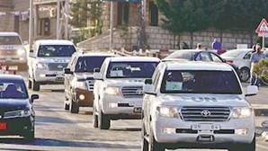 Síria: Novos ataques sob investigação