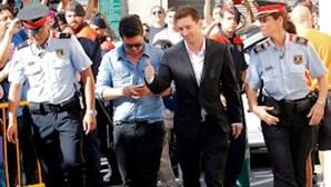 Leo Messi responde por fraude fiscal