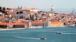 Mudança do clima vai inundar Lisboa