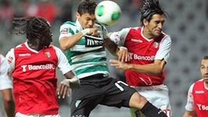 Sporting de talento e trabalho bate Braga
