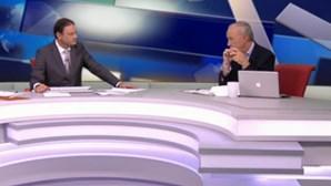 """Santana Lopes diz que sondagem da CMTV """"tem dose de surpresa"""""""