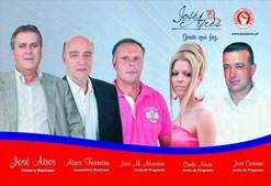 Carla Neves, candidata a secretária da União de Freguesias de Adeganha e Cardanha (Torre de Moncorvo), garante que não escolheu a fotografia colocada nos cartazes que mandou retirar