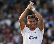 Ronaldo ao lado de Florentino Pprolonga contrato até 2018