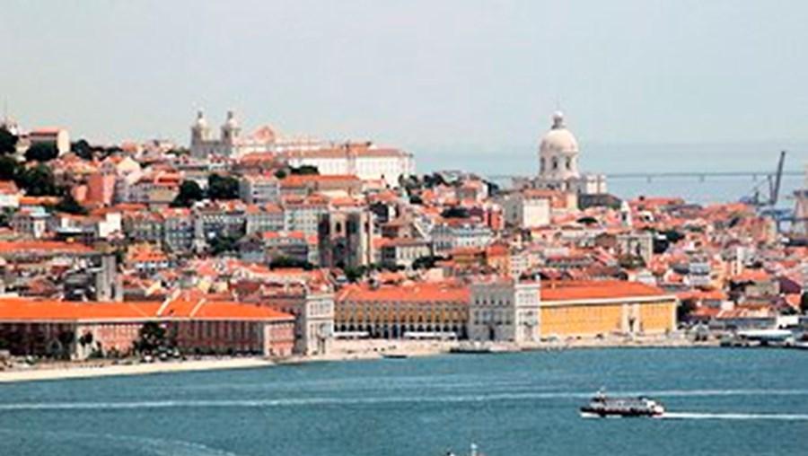 Segundo o IPMA, o estuário do Tejo, onde está localizada Lisboa, é um dos mais sensíveis às mudanças climáticas