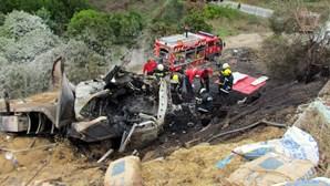 16 mortos nas estradas do Algarve