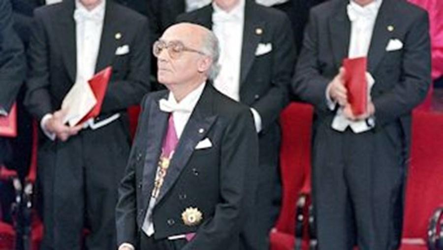 Em 1998 Saramago recebeu o Nobel da Literatura