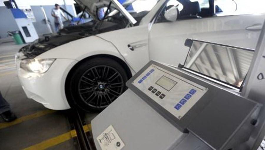 Centros de inspeção automóvel