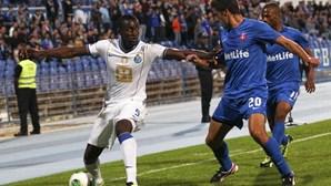 FC Porto perde pontos com Belenenses