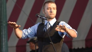 Justin Timberlake confirmado no Rock in Rio-Lisboa
