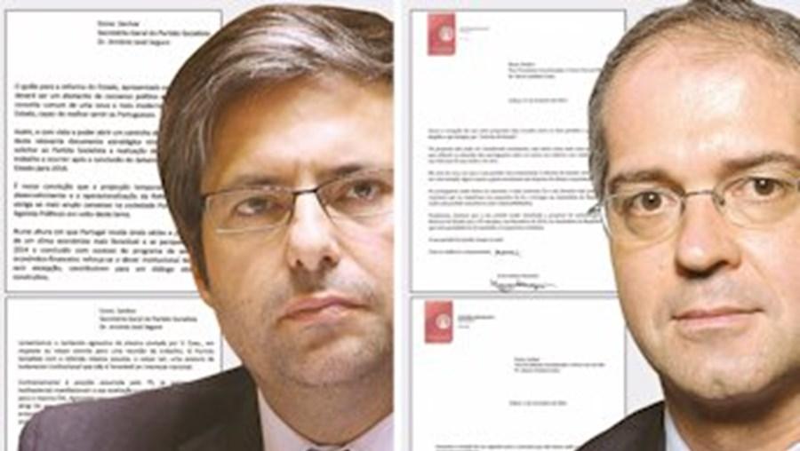 Marco António Costa considerou indelicada a carta de resposta ao convite do PSD para o diálogo. Miguel Laranjeiro considerou o convite do PSD para o diálogo como sendo uma encenação