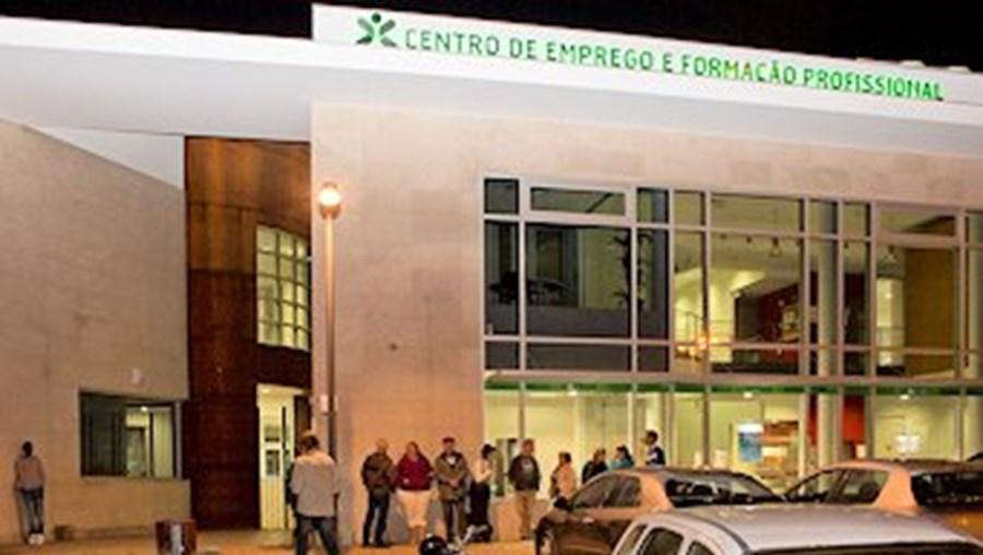 O Centro de Emprego de Portimão foi um dos que receberam maior número de novos inscritos