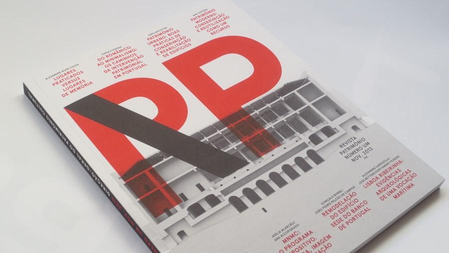 A nova revista quer promover a discussão em torno de todos os temas que digam respeito ao Património Cultural